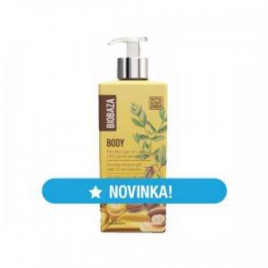 Biobaza BODY micelárny sprchový gél Argán a jojoba 400 ml