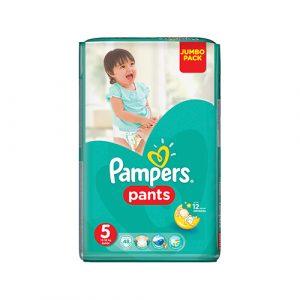 Pampers Pants plienkové nohavičky Junior (5) 48 ks